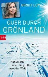Buchtitel Quer durch Grönland